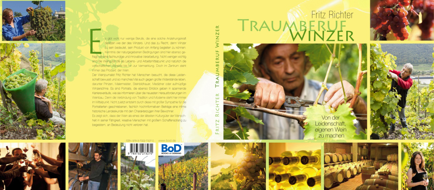 Cover Traumberuf Winzer