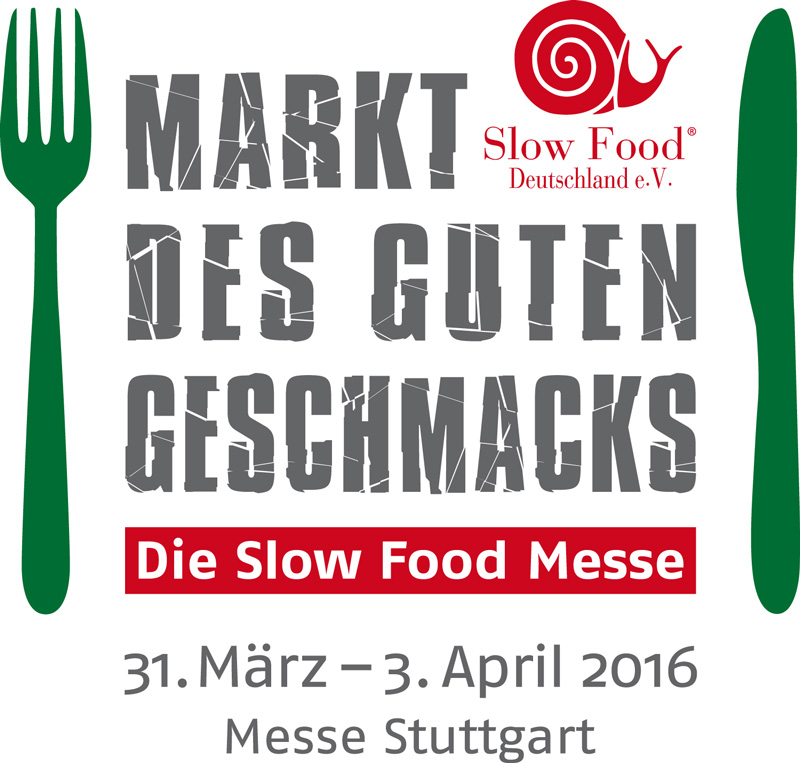 Slow Food Messe 2016